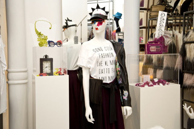 MAD Zone - concept store via Brera 2