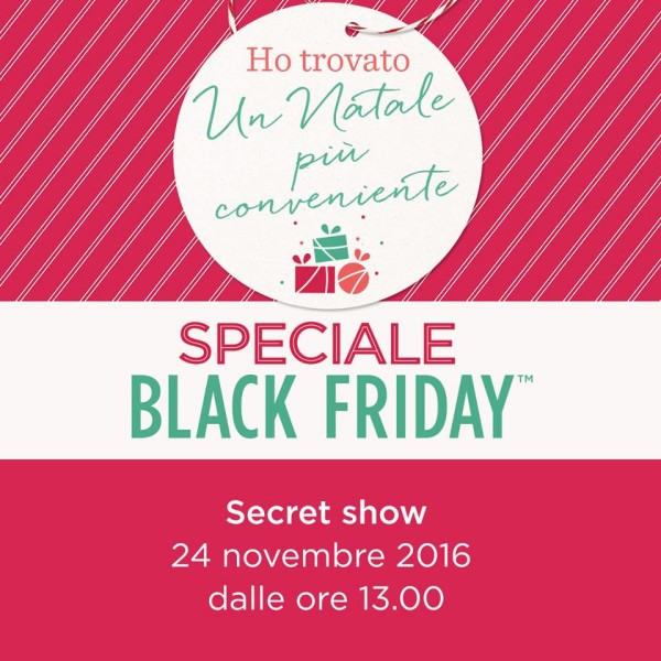 black friday italia